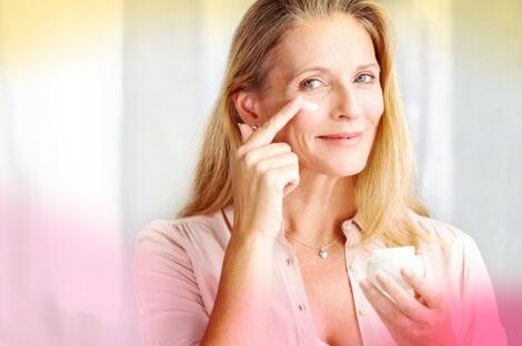 Le rôle de la peau à la ménopause